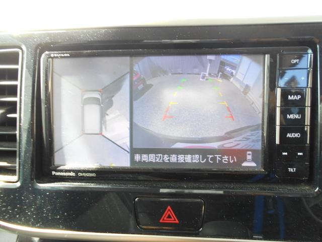 カスタムT セーフティパッケージ ターボ フルセグメモリーナビ ETC 全周囲カメラ 両側電動スライドドア(38枚目)
