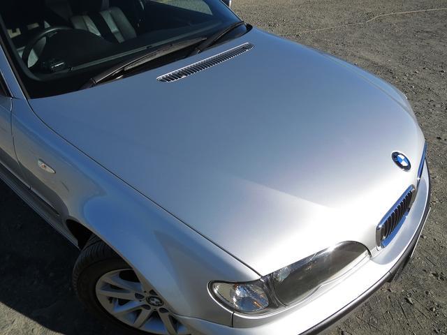 BMW BMW 325i ハイラインパッケージ  ブラックレザーシート