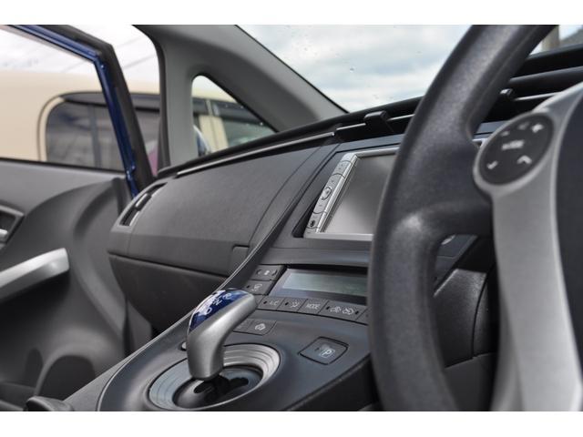 トヨタ プリウス S SDナビ ETC ワンオーナー車 スマートキーPスタート
