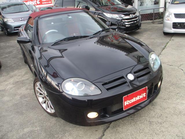 「MG」「TF」「オープンカー」「静岡県」の中古車4