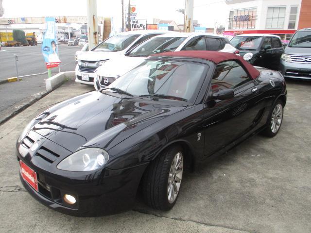 「MG」「TF」「オープンカー」「静岡県」の中古車10