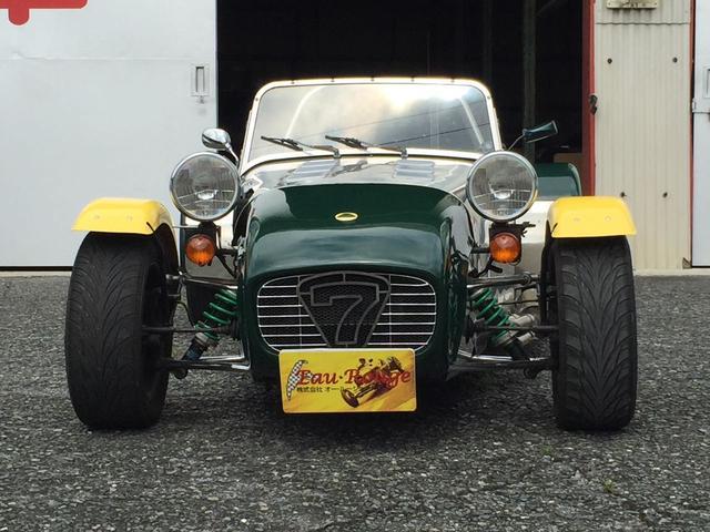 「ロータス」「ロータス スーパー7」「オープンカー」「静岡県」の中古車3