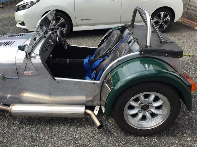 「ロータス」「ロータス スーパー7」「オープンカー」「静岡県」の中古車8