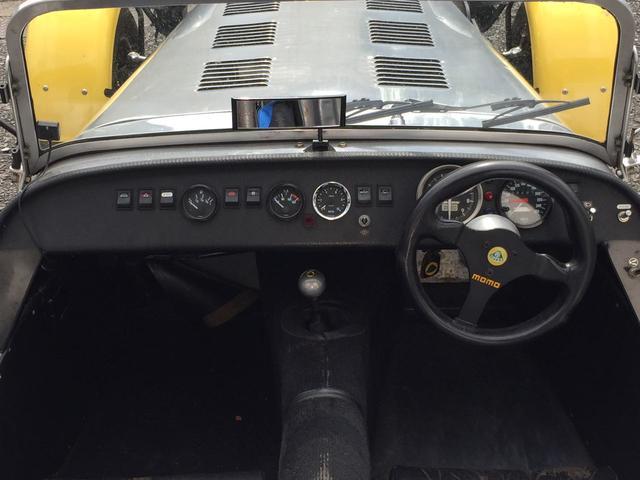 「ロータス」「ロータス スーパー7」「オープンカー」「静岡県」の中古車9