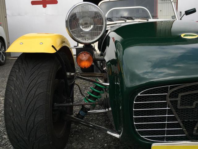 「ロータス」「ロータス スーパー7」「オープンカー」「静岡県」の中古車20