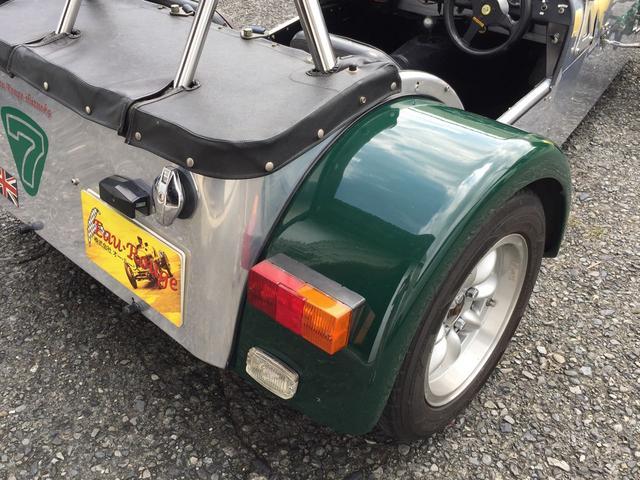 「ロータス」「ロータス スーパー7」「オープンカー」「静岡県」の中古車25
