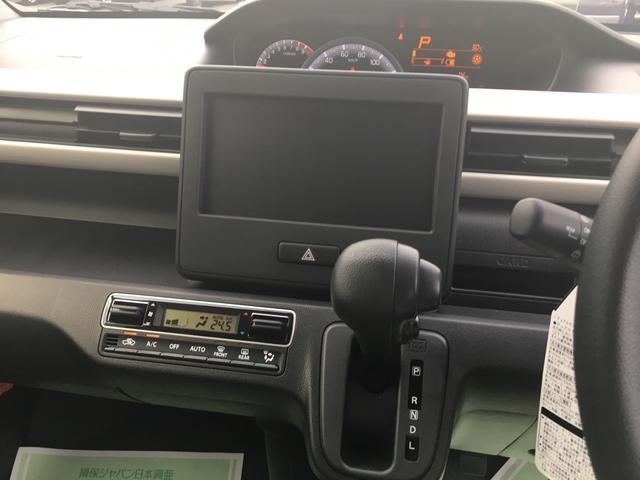 スズキ ワゴンR ハイブリッドFX レーダーブレーキサポート 届出済未使用車