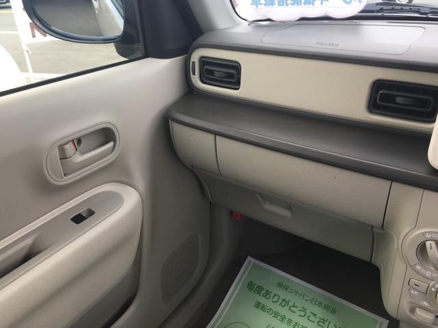 スズキ アルトラパン L レーダーブレーキ フリーキー 届出済未使用車