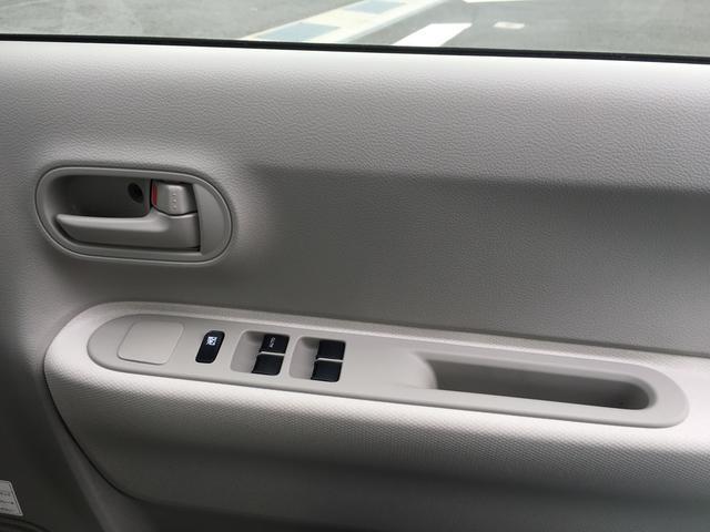 スズキ アルトラパン G レーダーブレーキサポート フリーキー 届出済未使用車