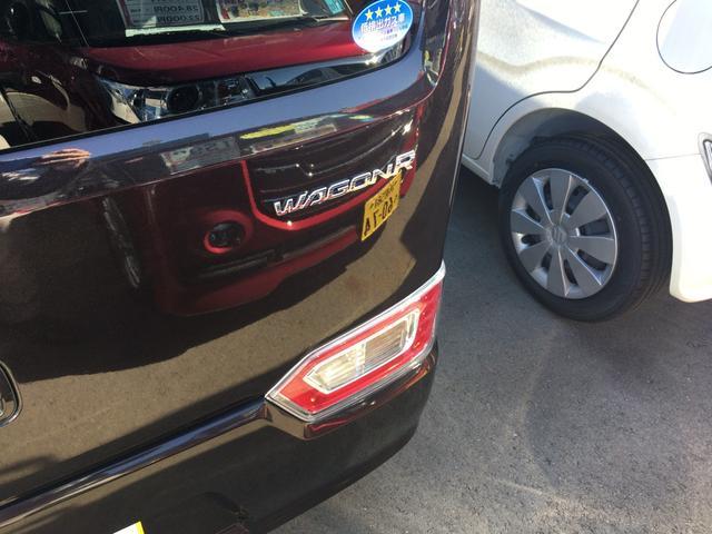 スズキ ワゴンR FA アンブレラホルダー キーレス 届出済未使用車