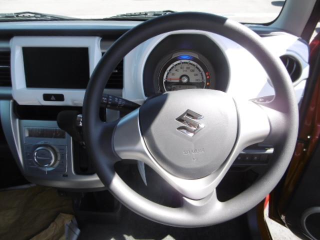 スズキ ハスラー G レーダーブレーキ シートヒーター 届出済未使用車