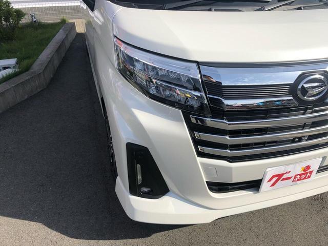 カスタムG 衝突被害軽減ブレーキ 両側電動スライドドア LEDヘッドライト 360度パノラマモニター シートヒーター ステアリングリモコン オートクルーズコントロール プッシュスタート フリーキー 登録済未使用車(5枚目)