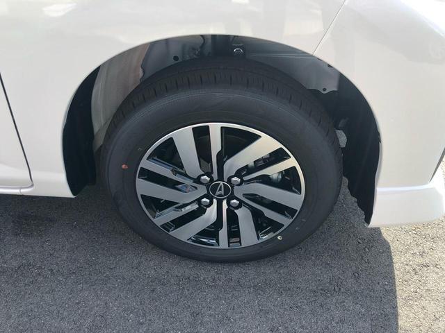 カスタムG 衝突被害軽減ブレーキ 両側電動スライドドア LEDヘッドライト 360度パノラマモニター シートヒーター ステアリングリモコン オートクルーズコントロール プッシュスタート フリーキー 登録済未使用車(6枚目)