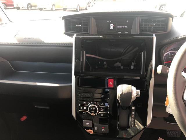 カスタムG 衝突被害軽減ブレーキ 両側電動スライドドア LEDヘッドライト 360度パノラマモニター シートヒーター ステアリングリモコン オートクルーズコントロール プッシュスタート フリーキー 登録済未使用車(11枚目)