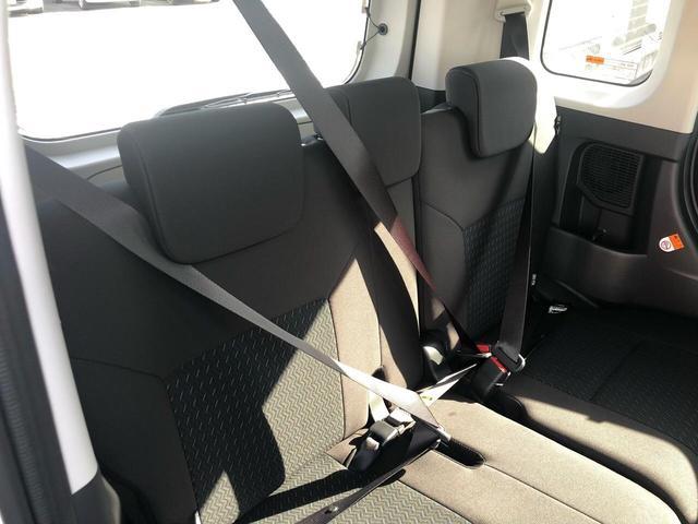 カスタムG 衝突被害軽減ブレーキ 両側電動スライドドア LEDヘッドライト 360度パノラマモニター シートヒーター ステアリングリモコン オートクルーズコントロール プッシュスタート フリーキー 登録済未使用車(14枚目)