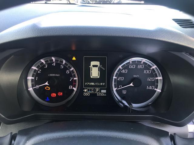 カスタム XリミテッドII SAIII 衝突被害軽減ブレーキ スマートアシスト3 360度パノラマモニター LEDヘッドライト プッシュスタート 純正アルミホイール(11枚目)