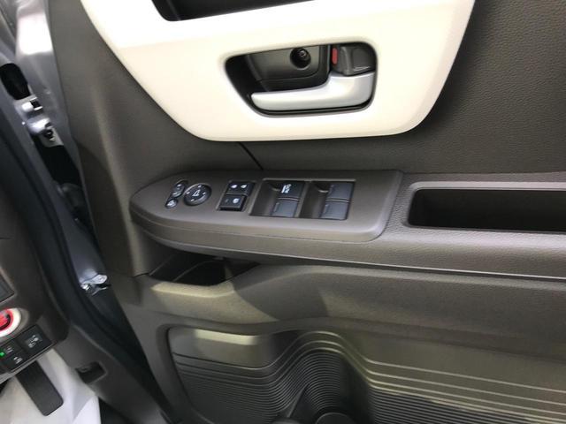 L 衝突被害軽減ブレーキ 左側電動スライドドア LEDヘッドライト バックカメラ ステアリングリモコン オートクルーズコントロール シートヒーター プッシュスタート フリーキー 届出済未使用車(14枚目)