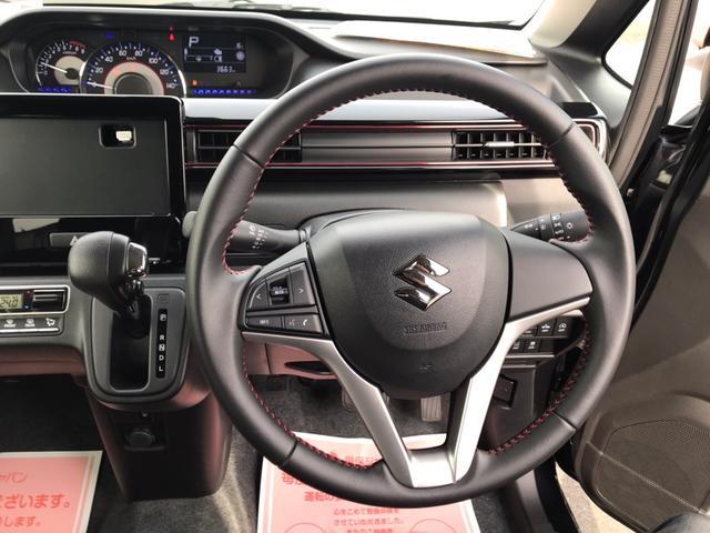 ハイブリッドX 衝突被害軽減ブレーキ セーフティパッケージ LEDヘッドライト 360度全方位カメラ シートヒーター ヘッドアップディスプレイ ステアリングリモコン 14インチアルミホイール(4枚目)