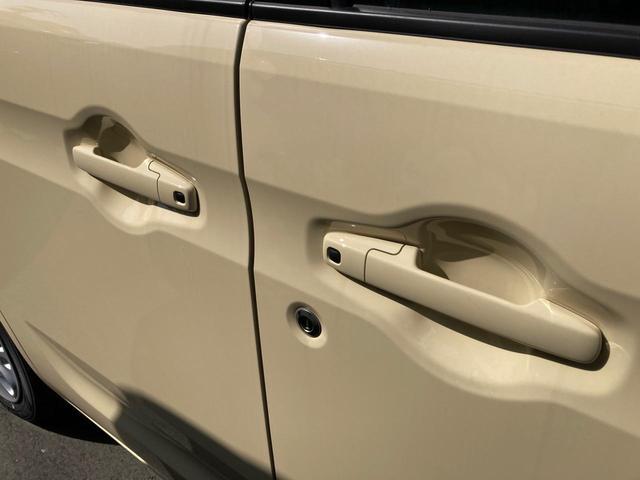 ハイブリッドX 衝突被害軽減ブレーキ 両側電動スライドドア シートヒーター オートエアコン リアサーキュレーター プッシュスタート フリーキー 届出済未使用車(18枚目)