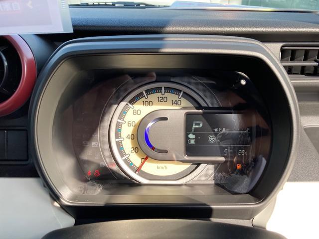 ハイブリッドG 衝突被害軽減ブレーキ 両側スライドドア プッシュスタート アイドリングストップ オートエアコン 届出済未使用車(5枚目)