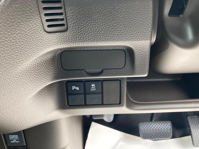 L 衝突被害軽減システム 左側電動スライドドア プッシュスタート LEDヘッドライト バックカメラ クルーズコントロール ステアリングリモコン オートエアコン シートヒーター 届出済未使用車(12枚目)