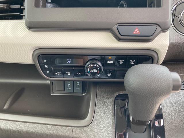 L 衝突被害軽減システム 左側電動スライドドア プッシュスタート LEDヘッドライト バックカメラ クルーズコントロール ステアリングリモコン オートエアコン シートヒーター 届出済未使用車(19枚目)