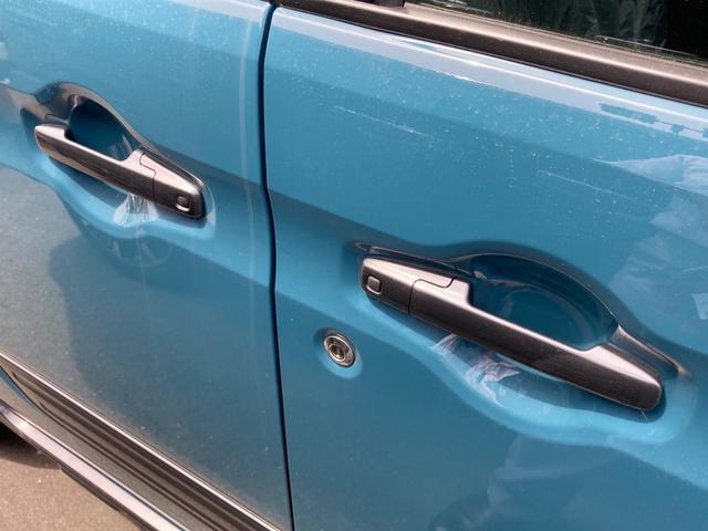 ハイブリッドXZ 衝突被害軽減システム ブルーII 両側電動スライドドア AW 4名乗り オーディオ付 スマートキー PS クルコン ベンチシート パワーウィンドウ 届出済未使用車(19枚目)