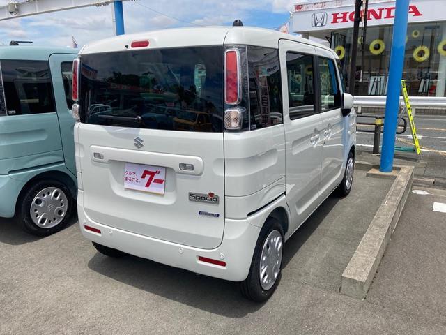 ハイブリッドX 衝突被害軽減ブレーキ 両側電動スライドドア シートヒーター リアサーキュレーター プッシュスタート フリーキー オートエアコン 届出済未使用車(16枚目)