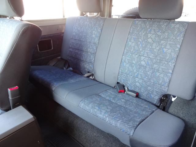 トヨタ ランドクルーザー70 HZJ74K・ZX・FRPトップ・オートマチック