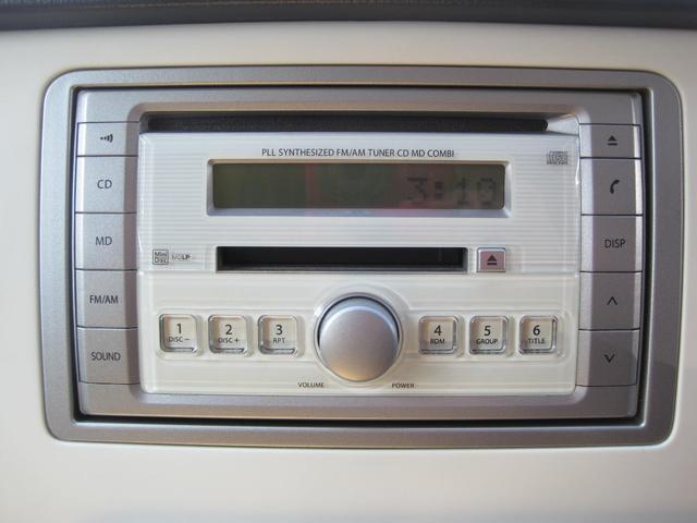 X 純正CDオーディオ 純正アルミ キーレス 車検整備付(11枚目)