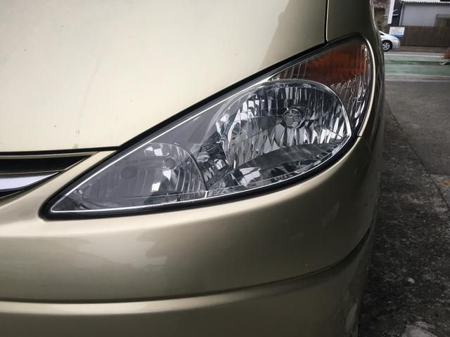 トヨタ エスティマT G 8人乗り タイヤ新品 ワンオーナー バックカメラ