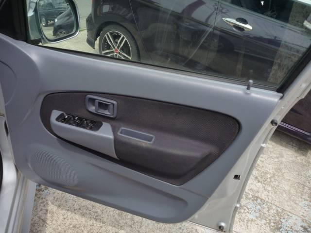 ダイハツ テリオスキッド エアロダウンターボ 4WD