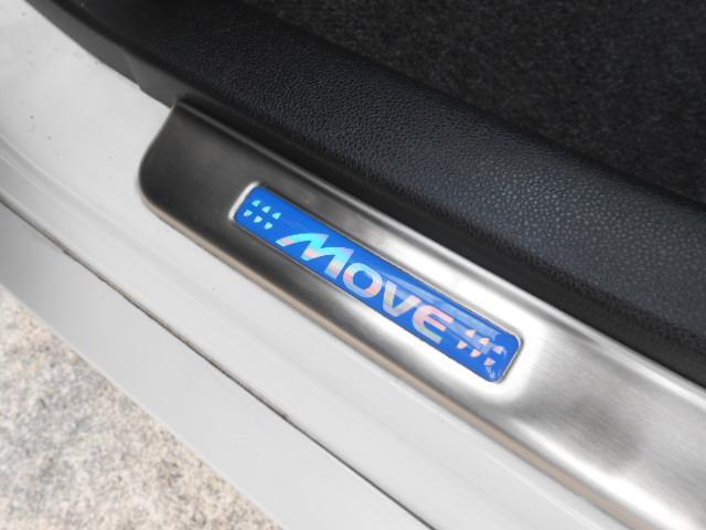 ダイハツ ムーヴ カスタム RS ローダウン 社外アルミ 社外マフラー
