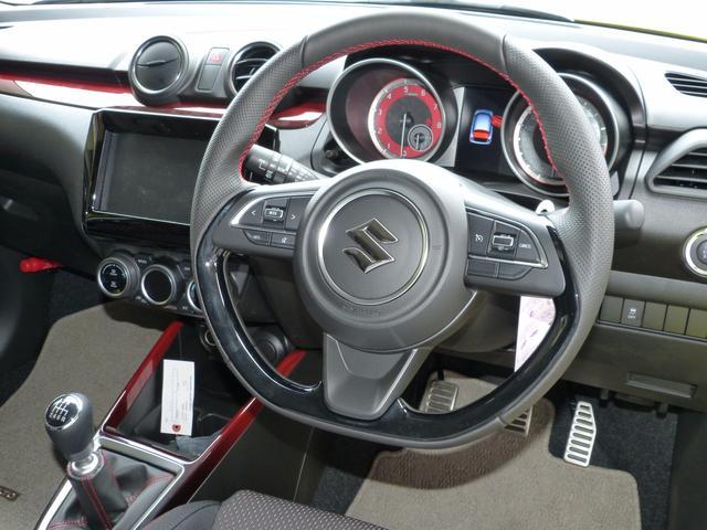 スズキ スイフトスポーツ モンスターコンプリートVer1セーフティーパッケージ装着車