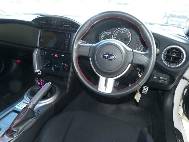 スバル BRZ BRZ R  モンスターエアボックス装着車