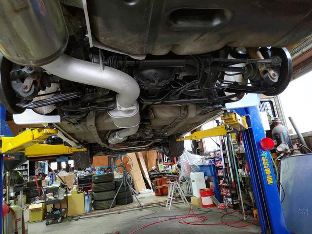 GT-R VスペックII N1エンジン 車高調 マフラー(14枚目)