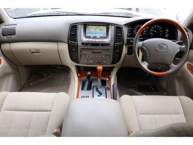 トヨタ ランドクルーザー100 4.7 VXリミテッド 4WD 後期仕様