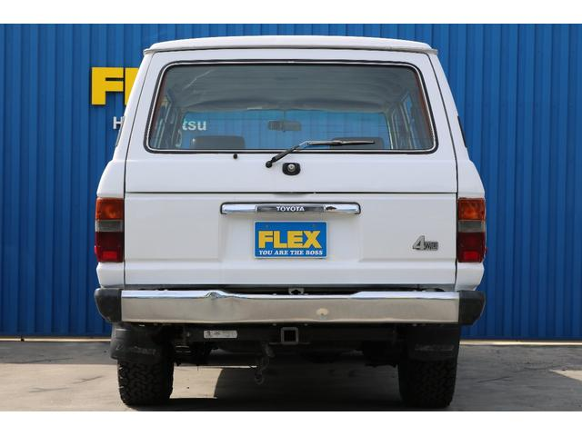 4.0 GX 4WD 左ハンドル 逆輸入 新品BFタイヤ(13枚目)