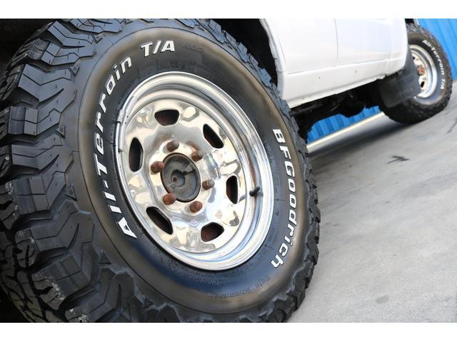 4.0 GX 4WD 左ハンドル 逆輸入 新品BFタイヤ(19枚目)