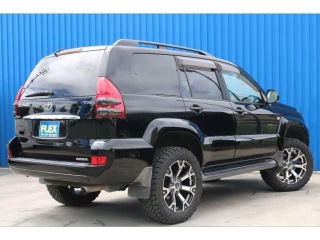 2.7 TXリミテッド 4WD 純正ブラック 20インチAW(8枚目)