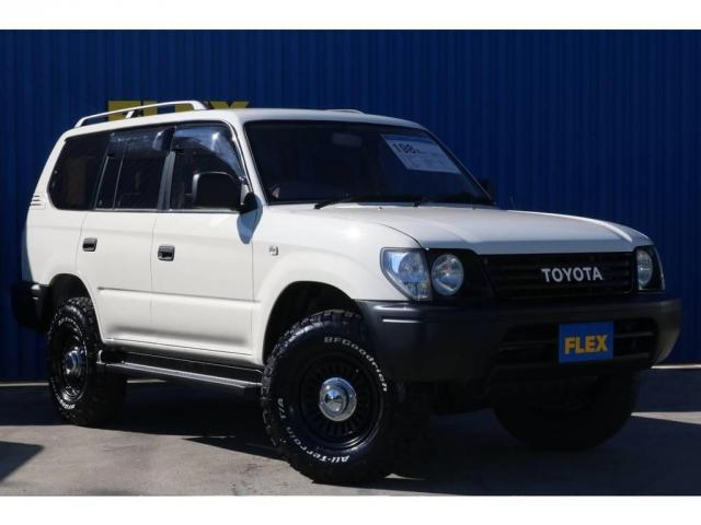 2.7 TX リミテッド 4WD 丸目換装 ペッパーホワイト(4枚目)