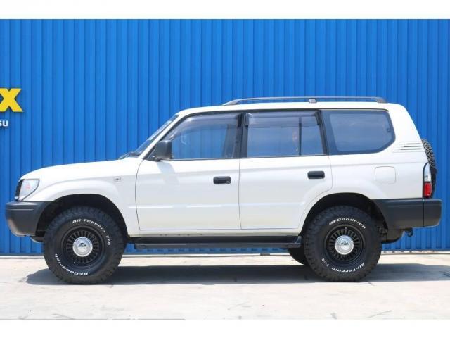 2.7 TX リミテッド 4WD 丸目換装 ペッパーホワイト(5枚目)