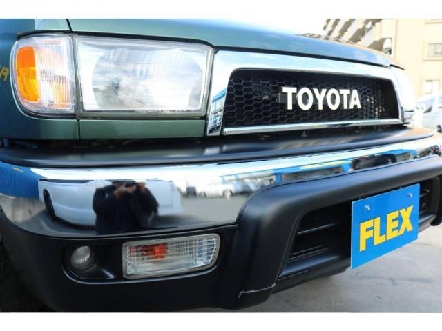 「トヨタ」「ハイラックスサーフ」「SUV・クロカン」「静岡県」の中古車9