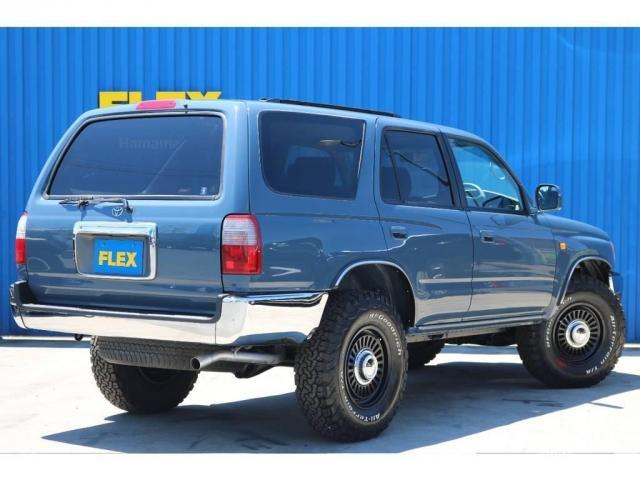 「トヨタ」「ハイラックスサーフ」「SUV・クロカン」「静岡県」の中古車7