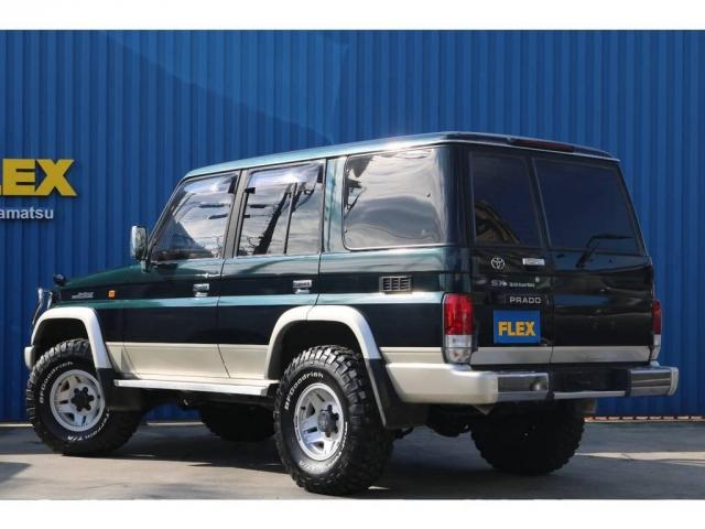 「トヨタ」「ランドクルーザープラド」「SUV・クロカン」「静岡県」の中古車3