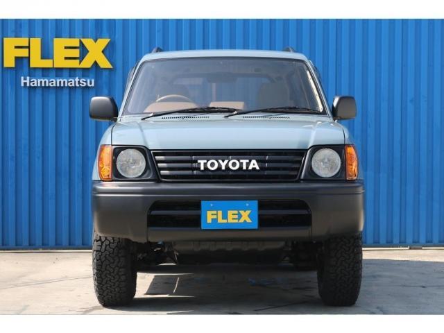 RX アンヴィルNEWペイント 後期型ディーゼルターボ 丸目 ナローボディ換装 新品ガルシアシスコ16インチAW BFグッドリッチタイヤ TOYOTAグリル 茶内装 ETC(7枚目)