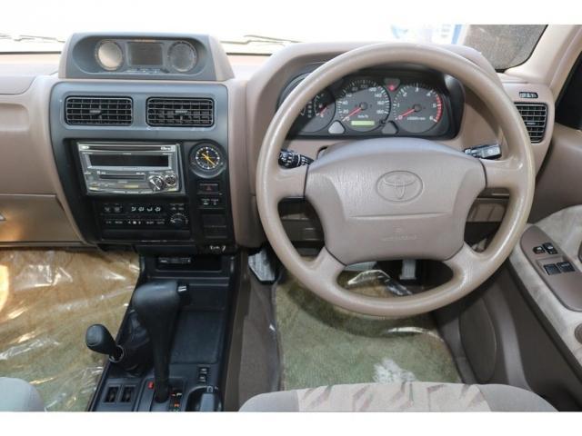 RX アンヴィルNEWペイント 後期型ディーゼルターボ 丸目 ナローボディ換装 新品ガルシアシスコ16インチAW BFグッドリッチタイヤ TOYOTAグリル 茶内装 ETC(15枚目)