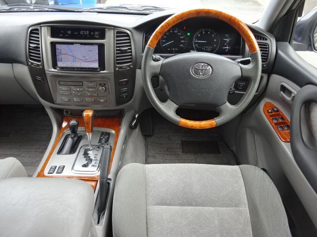 「トヨタ」「ランドクルーザー100」「SUV・クロカン」「静岡県」の中古車2