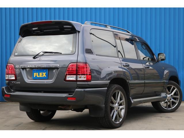 「トヨタ」「ランドクルーザー100」「SUV・クロカン」「静岡県」の中古車3