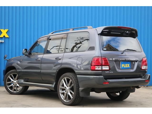 「トヨタ」「ランドクルーザー100」「SUV・クロカン」「静岡県」の中古車16